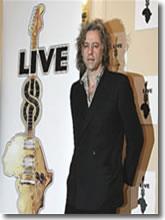 Bob Geldof contro la povertà.