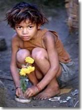 Mostra d'abiti in favore dei bambini di Calcutta
