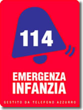 Attivo il 114 emergenza infanzia.