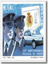 Calendario della polizia di stato 2006.