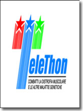 Telethon record di beneficenza.