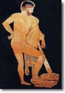 Eracle e i pomi delle Esperidi (La 3° Fatica)