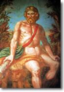 Eracle e la cerva di Artemide – (La 4° fatica)