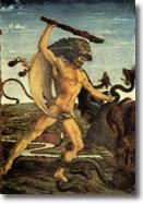 Eracle e le giumente (La 5° fatica)