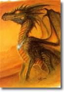 La leggenda del Drago d'oro