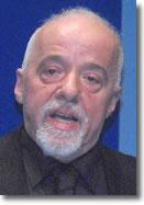 RITRATTO DI UN UOMO DELLA VERGINE: Paulo Coelho
